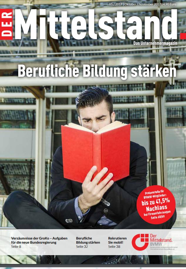 Der Mittelstand - Das Unternehmermagazin 5|2017