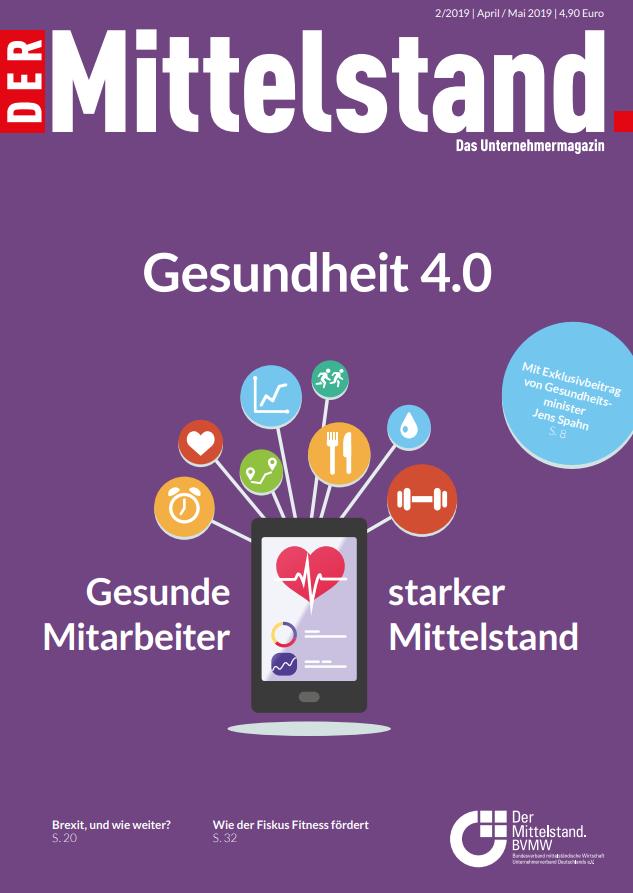 Der Mittelstand - Das Unternehmermagazin 2|2019